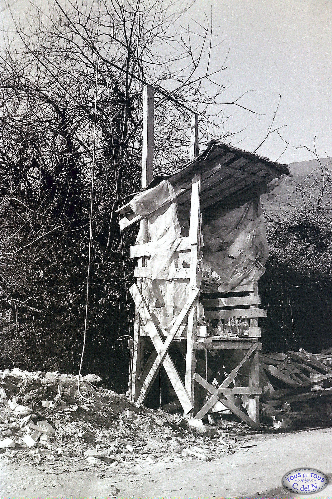 1985 - Caseta de Obra (1)