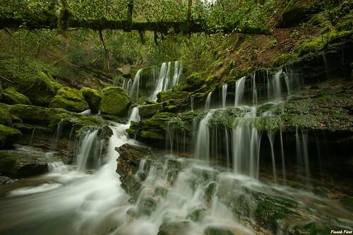 anne la grande sainte du sur cascade vue franchecomté sous nans doubs verneau