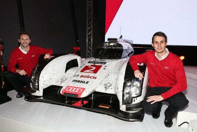 Audi Sport Finale 2014 Rene Rast