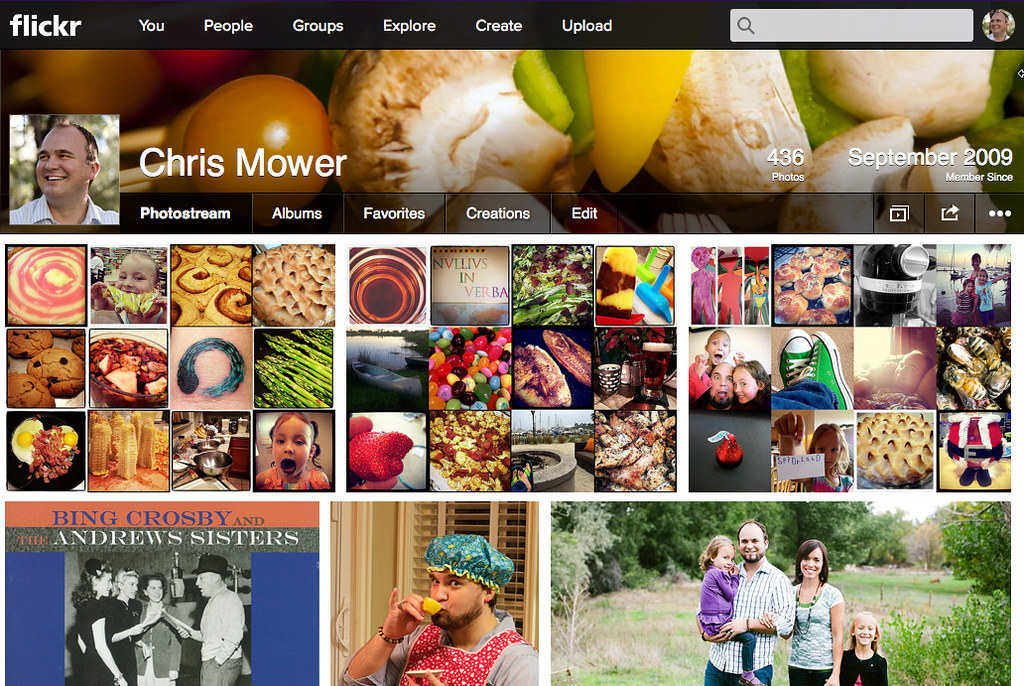 Photos Added to Photostream