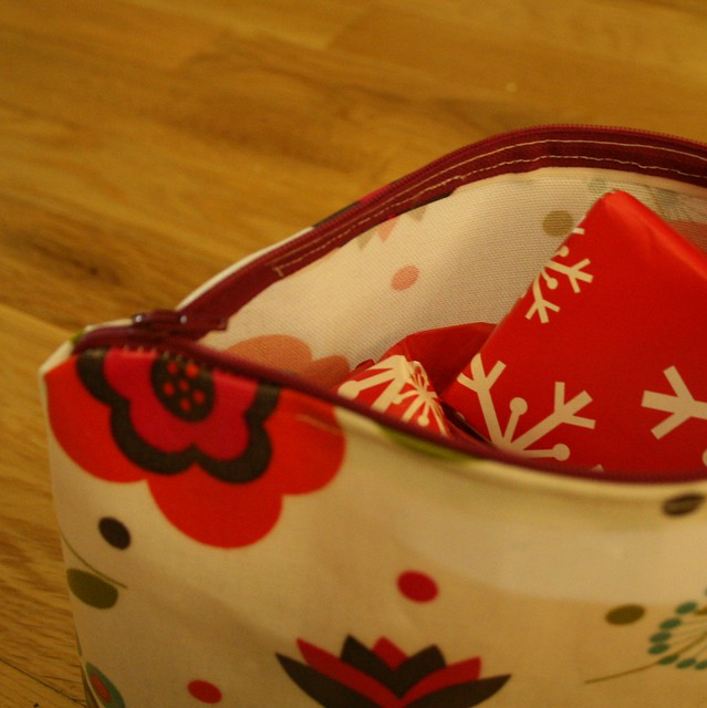 Little wash bag