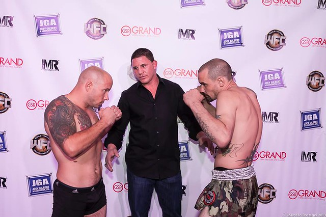 WFC 11 Weigh-Ins September 27th,2013 at GSR