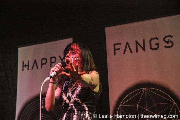 Happy Fangs @ Rickshaw Stop, San Francisco 1/31/15