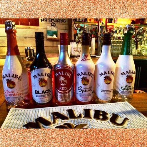 Malibu Rum event Yvonne Lee (1)