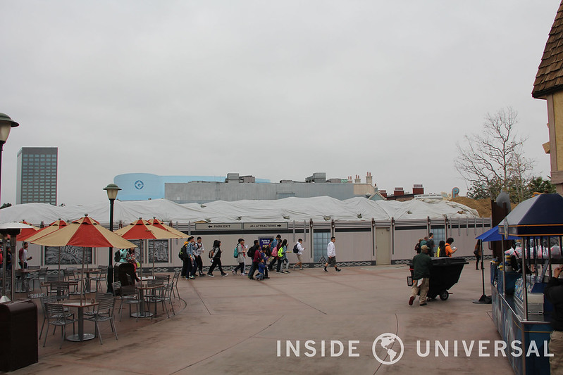 Photo Update: February 8, 2015 - Universal Studios Hollywood