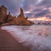 Washed Ashore by Darren White Photography
