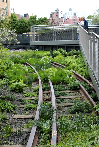 Highline Park - Top 10 em New York