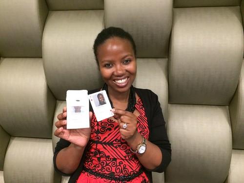 Zimkhita Buwa, Seven of Diamonds, South Africa