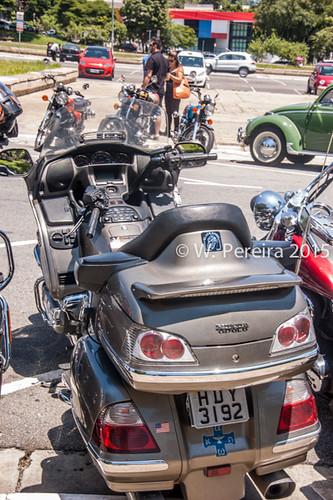 100º Encontro de Motos Clássicas Pacaembú