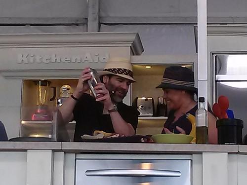 SOBEWFF Celebrity Chef Cooking Demos