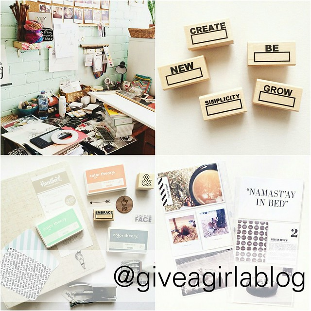 my favorite paper crafters on instagram