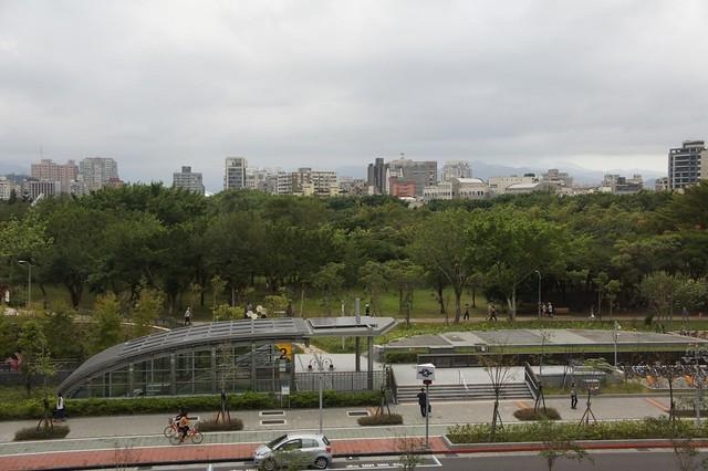 Daan Park Station, Taipei