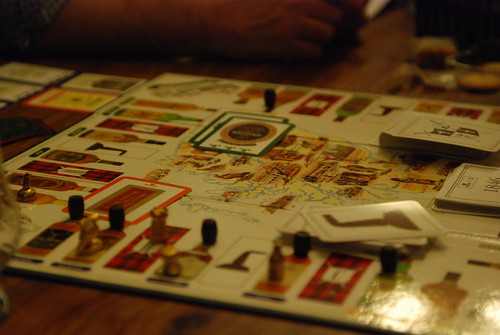 Game & Whisky evening