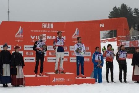 Lukáš Bauer skončil druhý na 50 km klasicky!