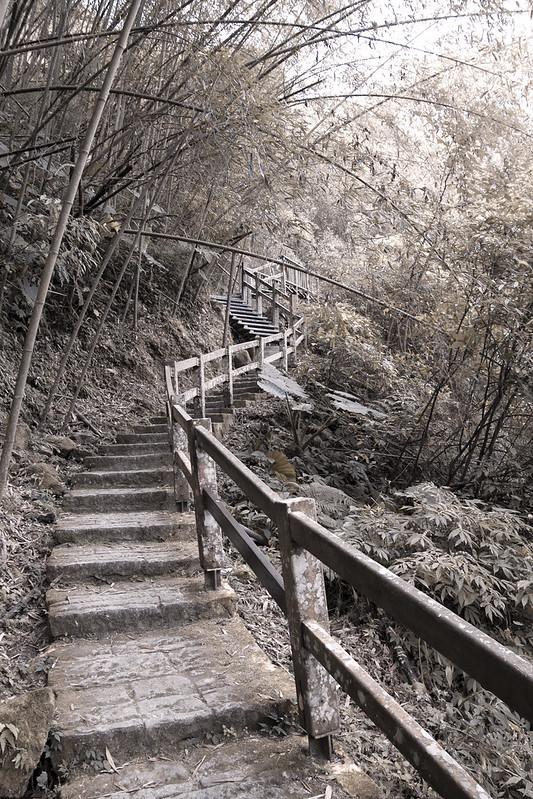 梅山蝙蝠洞步道