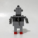 LEGO March 2015 Monthly Mini Build - Robot (40128)