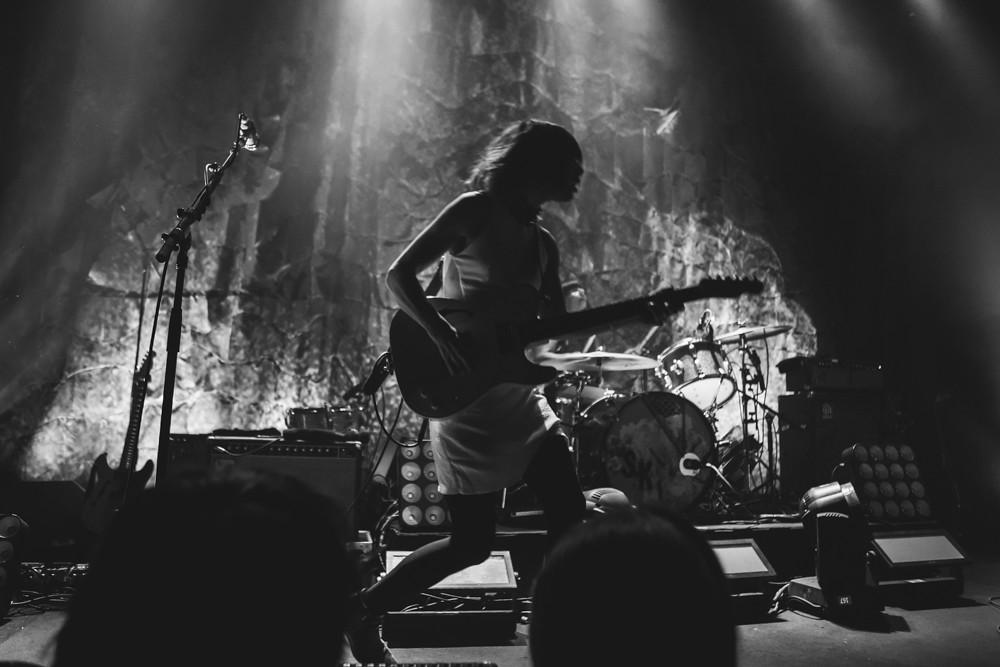Sleater-Kinney @ Slowdown 2.13.15