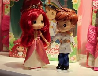 Toy Fair 2015- Strawberry Shortcake