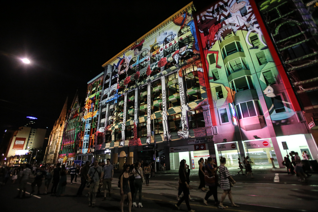 White Night Melbourne White Night Melbourne 2015 by