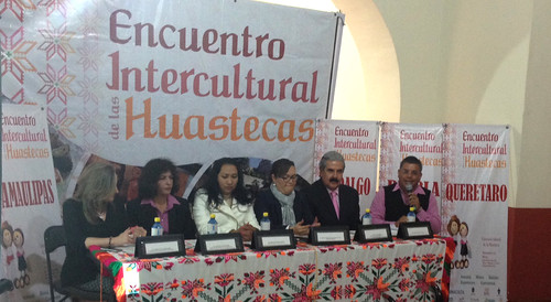 Encuentro Intercultural de las Huastecas llega a la capital potosina