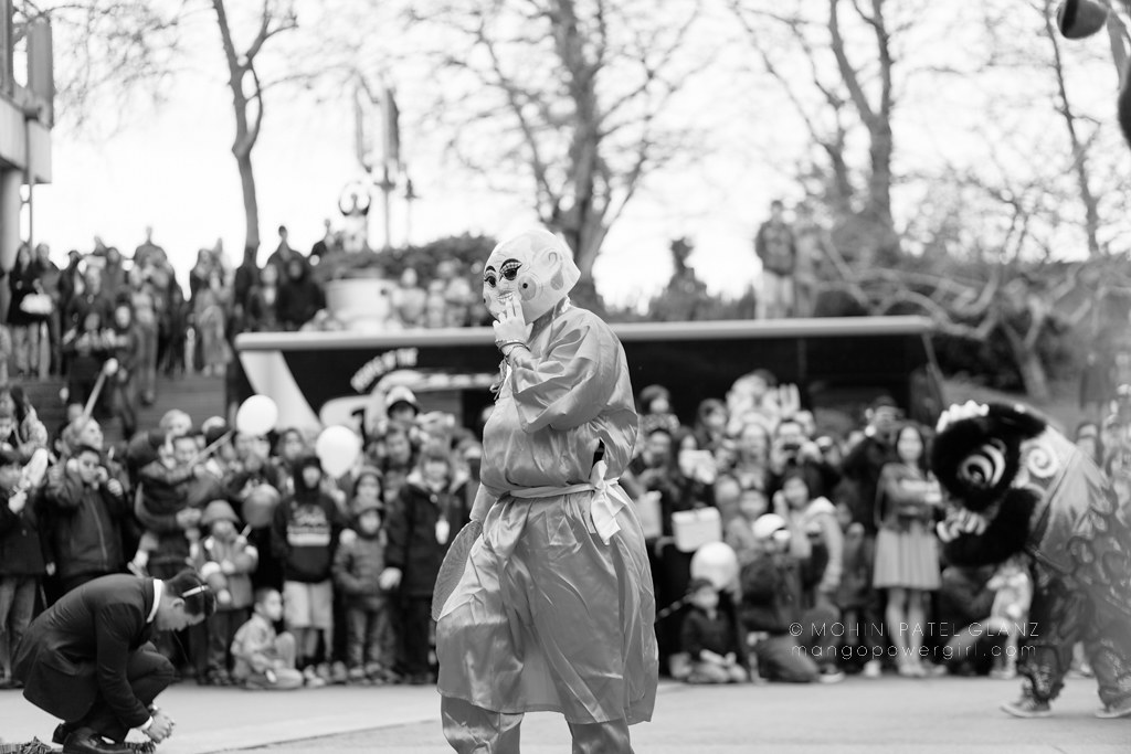 masked buddha