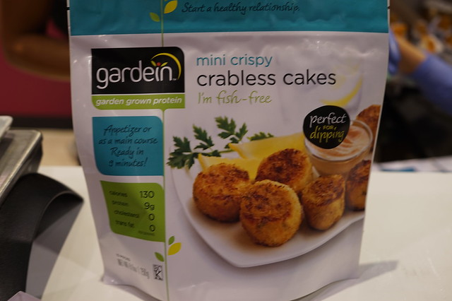 Gardein Crabless Cakes