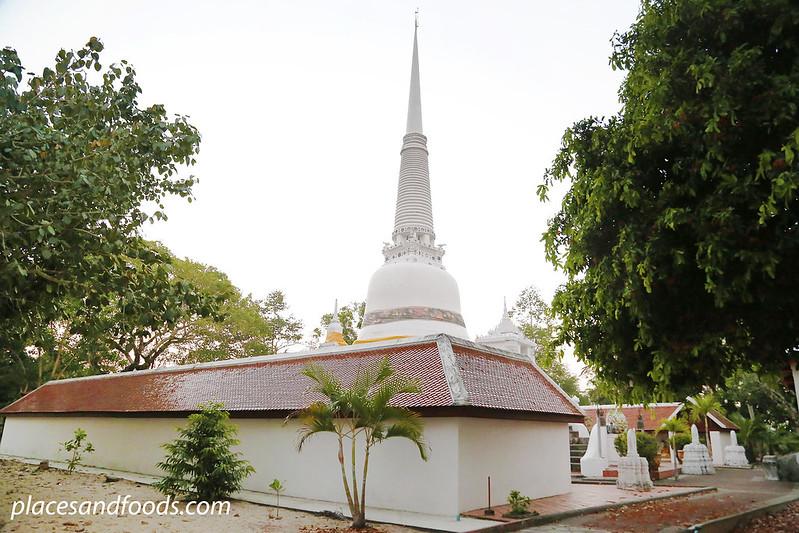 Wat Khien Bang Kaeo Phatthalung temple