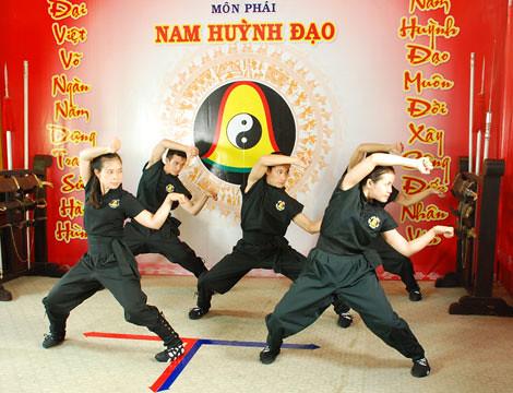 Võ phái bí ẩn Nam Huỳnh Đạo