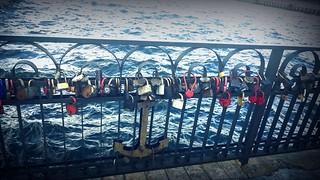 Love on the lock :)