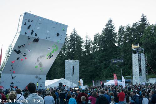 IFSC World Cup Villars 2016