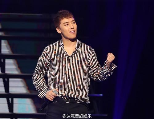 BIGBANG FM Beijing Day 2 2016-07-16 Seungri (11)