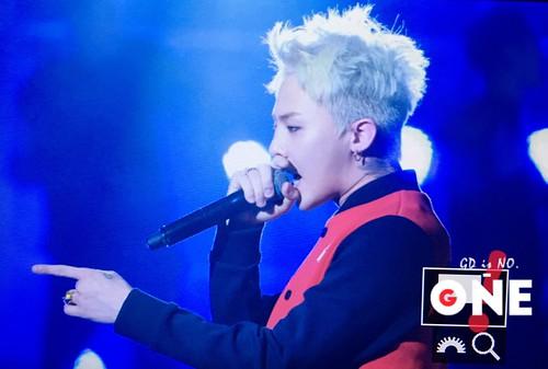 G-Dragon - Kappa 100th Anniversary Event - 26apr2016 - G-One - 05