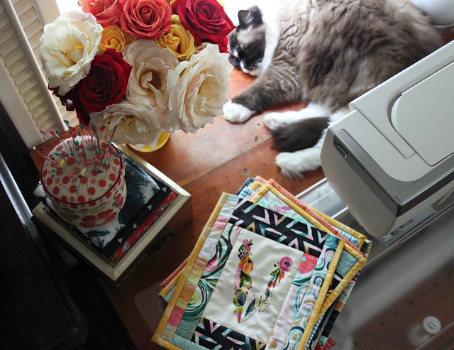Sewing with Joie de Vivre