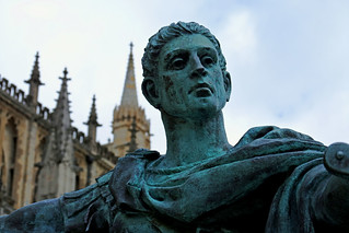 Image of Emperor Constantine. statue constantine roman emperor 306 philipjackson 1998 bronze york yorkminster