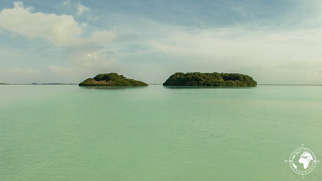 Isla Gaitanes - Rio Lagartos - Yucatán