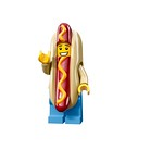 LEGO Collectable Minifigures Series 13 Hot Dog Man