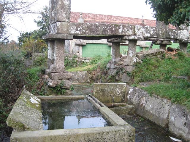 Fuente de Margarita en Paraños