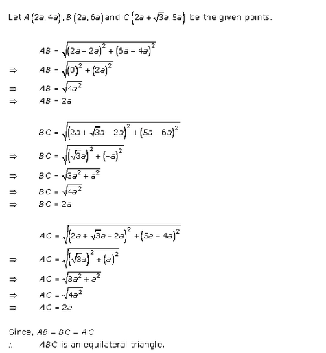 RD-Sharma-class 10-Solutions-Chapter-14-Coordinate Gometry-Ex-14.2-Q11