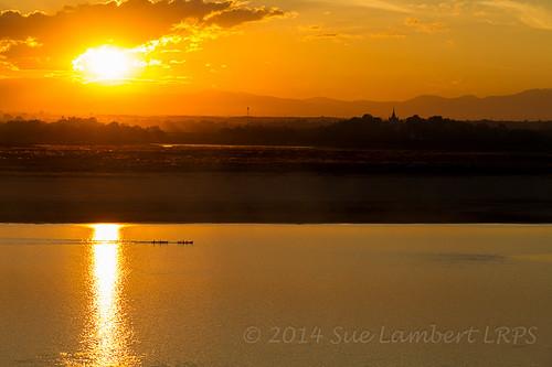 sunset sun sundown ayeyarwady myanmarburma magwe magway magwayregion republicoftheunionofmyanmar riverirrawaddy