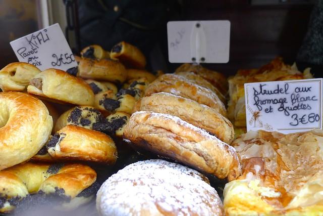 Paris La Pâtisserie Viennoise,