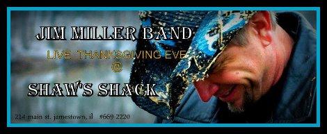 Jim Miller Band 11-26-14