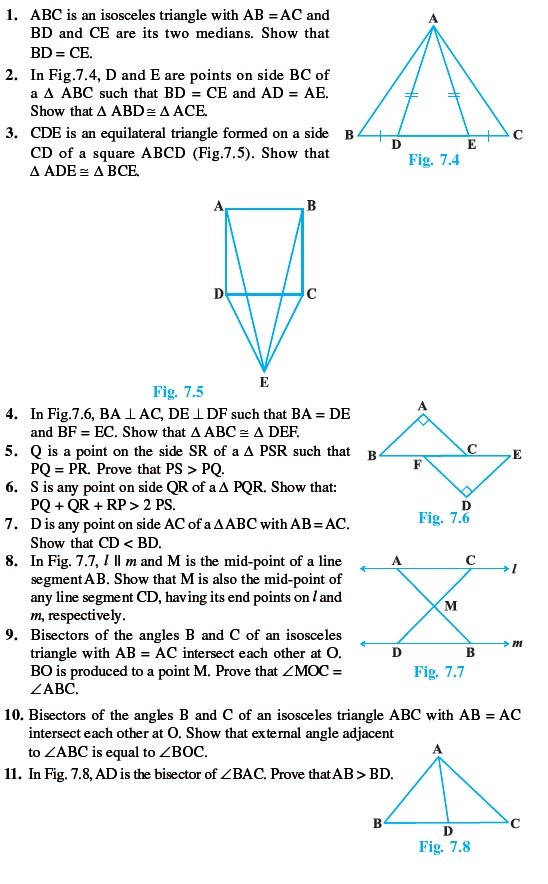 Class 9 important questions for maths triangles aglasem schools class 9 important questions for maths triangles ccuart Image collections