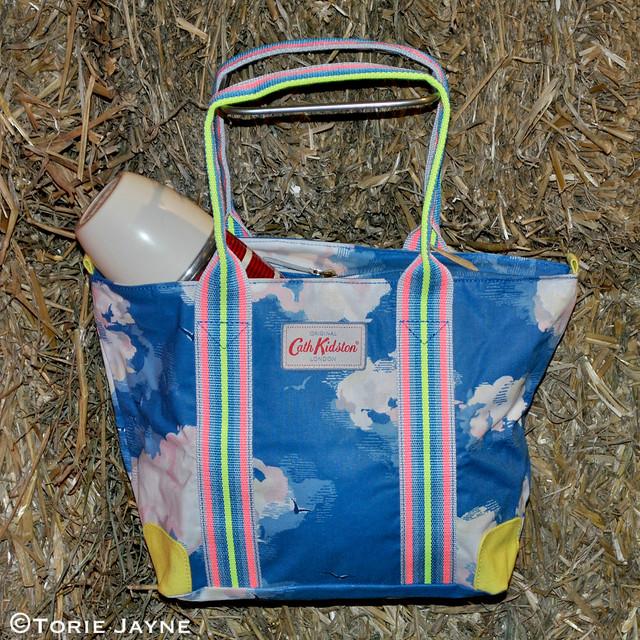 Cath Kidston cloud bag