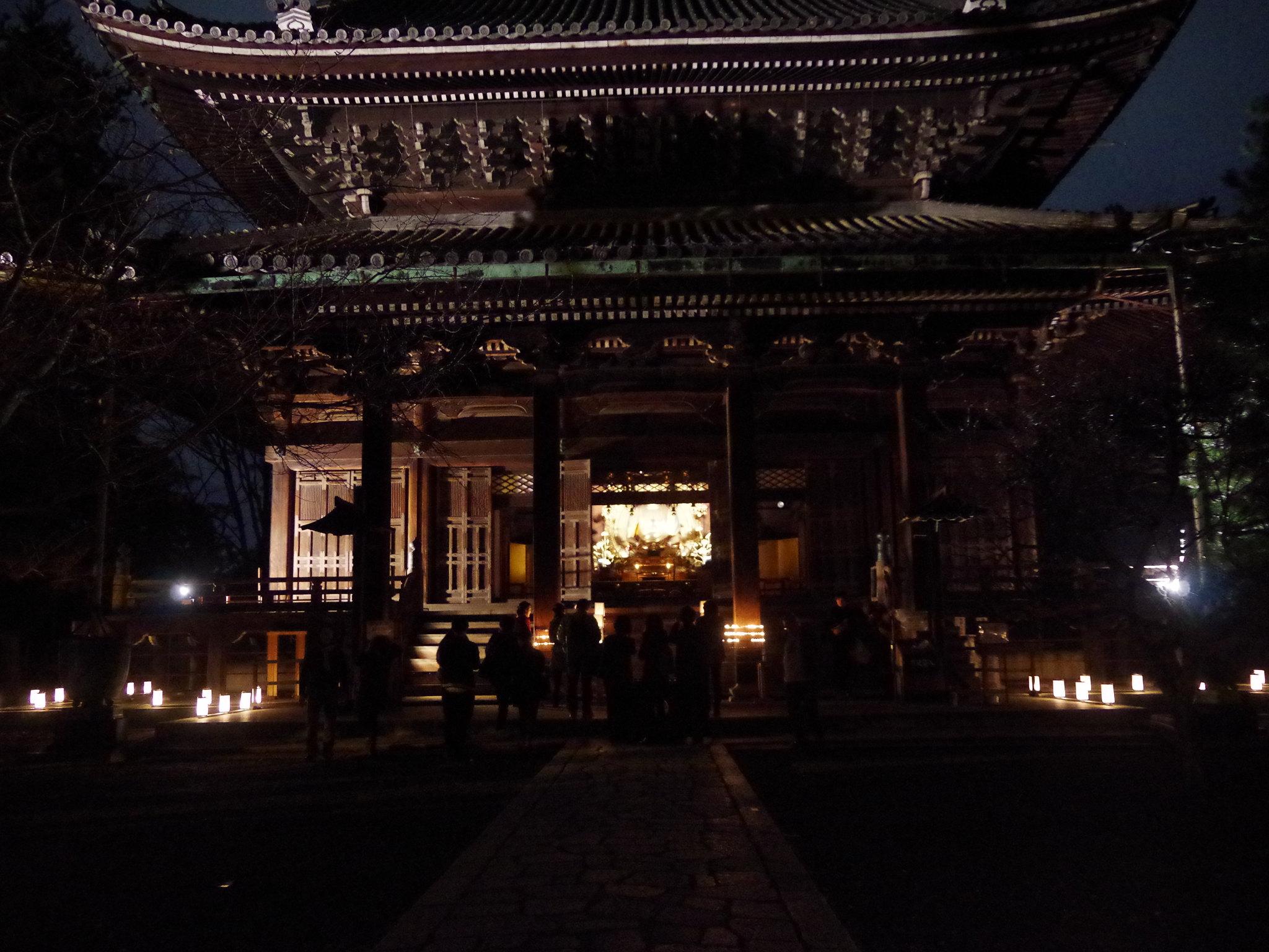 魅惑的夜,血染的楓,2014京都知恩院