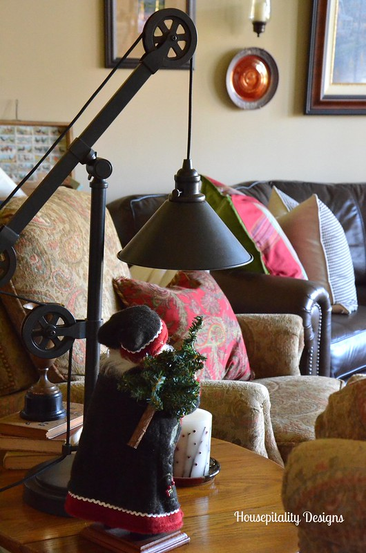 Media Room-Christmas 2014-Housepitality Designs