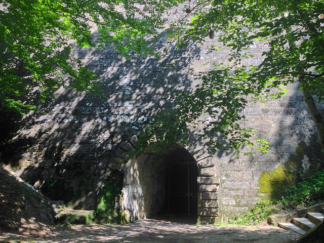 17th-Century Dam Service Entrance