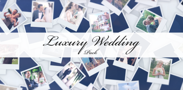 Luxury Wedding (Pack)