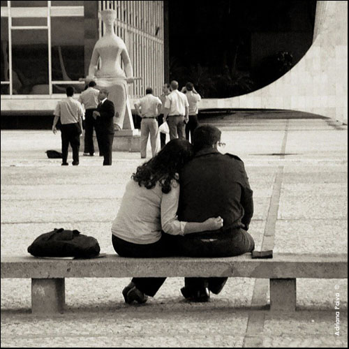STF Supremo Tribunal Federal Justiça arquitetura Niemeyer