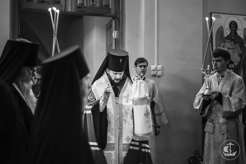 29 ноября 2014, Вечерние богослужения накануне Недели 25-й по Пятидесятнице / 29 November 2014, Vigil on the eve of the 25th Sunday after Pentecost