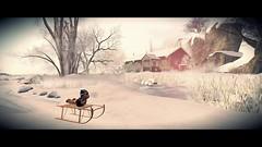 Frisland in Winter